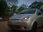 Chevorlet Spark LMV Car Excellent Condition Platinum Color