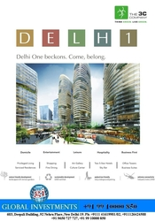 "3C COMPANY ""DELHI ONE"",  SEC-16 B,  NOIDA. ON MAIN DND ROAD. CALL +91 99"
