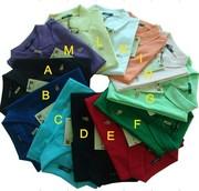 lots of 10pcs ralph lauren small pony polo shirt-- USD125.00 freeship.