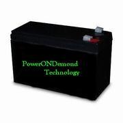 4.5ah 12V SMF battery for computer backup power UPS