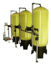 commercial water softener,  water softener,  industrial water softener