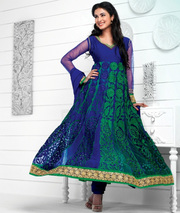 Upto 50% Discounts on Party wear Anarkali suits…