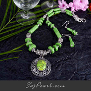 Fancy Necklaces from online Jewellery store Taj Pearl (Shipping Free)
