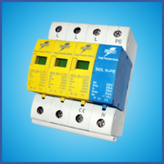 JMV RDSO Complying Type1+Type2 Surge Protection Devices