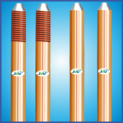 UL Listed Copper bonded Rods in India