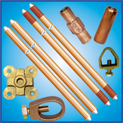 Copper Bonded Rod UL Listed