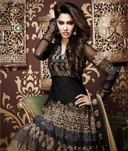 Jacket Style Anarkali Suits