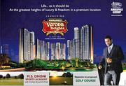 Best in Cost 4 bhk apartments in Amrapali Verona Heights