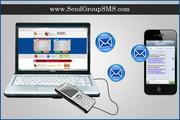 Group SMS Sender Application for GSM Phone