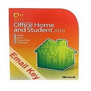 Activation Key Of Microsoft Office Home and Student 2010