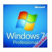 Microsoft Windows 7 Professional Serial Key