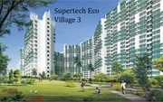 Supertech Eco Village 3 Residential Flats Apartments