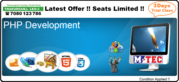 PHP Development Course in Lucknow India M TEC