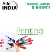 Banner, Poster, Calendar and Screen Printing in Lucknow Add India
