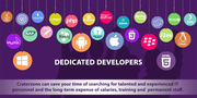 dedicated developers,  hire dedicated developers,