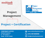Project + certification training for technical project management