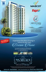 Mascot Patel Neotown Desired Place of Residences in Noida Extension