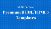 Best Premium HTML Templates @ theem'on