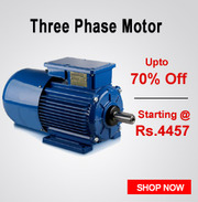 Buy AC Electric Motors