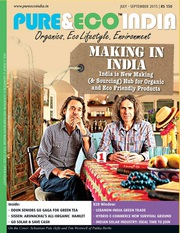 Pure & Eco India published by Benefit Publishing Pvt Ltd