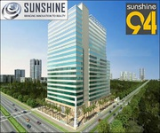 Office spaces on sale at Sunshine Business Park