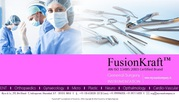 FusionKraft™ urology surgical instruments by Myra & Co.