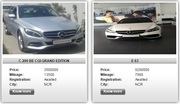 Used Mercedes Benz Cars in Delhi at Low Price