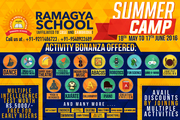 Best Summer Camp Center in Noida- Ramagya School