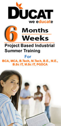 6 weeks summer training in JAVA