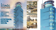 The iconic corenthum,  Office space in noida,  Commercial project in Noi
