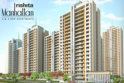 RISHITA MANHATTAN - Best Residential Apartments to live in Lucknow