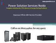 Commercial UPS on hire in Greater Noida Contact Power Solutions Noida