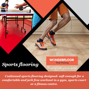 Take Your Love Of Exercise With Indoor Sports Flooring
