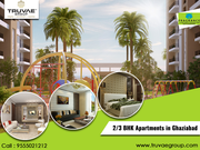2/3 BHK Apartments in Ghaziabad