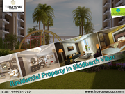 Residential Property In Siddharth Vihar Call @ 9555021212