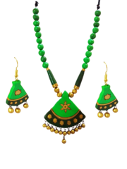SajhGharana Online Terracotta Jewellery Shop