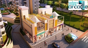 Galaxy Green Arcade- Commercial Shops in Noida Extension 116 sq ft Gr.