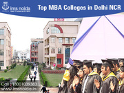 Top MBA Colleges In Delhi NCR