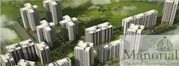 Mahagun Manorial (3 BHK + 3 Toilet + Ser.Qtr - 2700sq ft.)
