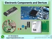 Electronic Components online,  electronics store – GoodsInStock