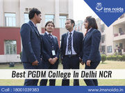 Best PGDM College In Delhi NCR