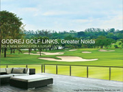 Godrej Golf Links,  Godrej Golf Links Luxury Villas Greater Noida