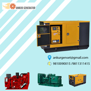 Generator On Hire Or Rent In Ghaziabad & Noida