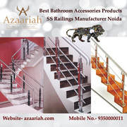Get legacy brand of SS Railings from Azaariah - 9350000011