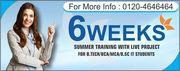 Java six weeks training in Noida