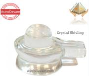 Buy 100 % pure Sphatik Shivling