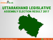 Uttarakhand Legislative Assembly Election Result 2017