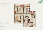 3 BHK Flats in Sector 150 Noida- Sethi Group