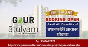 2/3/4 BHK Flats in Greater Noida | Gaur Atulyam