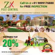 Call us for Pest Control in Greater Noida West Services